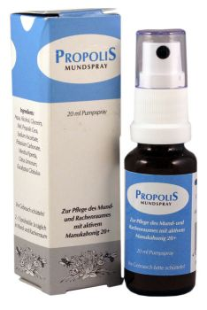 Propolis Manuka - Mundspray - 20 ml