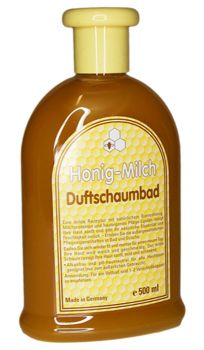 Honig Milch Duftschaumbad - 500 ml